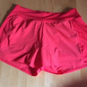 Dri-Fit Nike Red/Orange Shorts New without Tags.